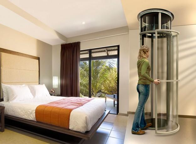 Elevador Neumático - Ascenor Residencial